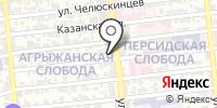 Фиделио на карте