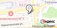 АСТ-АБИКО на карте