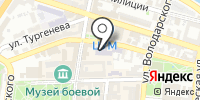Астраханская областная научная библиотека им. Н.К. Крупской на карте