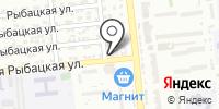 СТАМ на карте