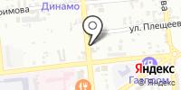 Магазин торгового оборудования на карте