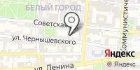 Экспериментальная лаборатория парикмахерских услуг на карте