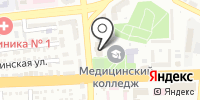 Центр мебели на карте