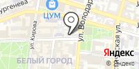 Астраханский городской аквариум на карте