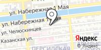 Черри на карте