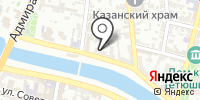 Кам-Ин на карте