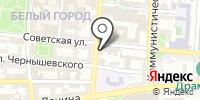 Министерство ЖКХ Астраханской области на карте