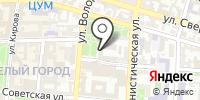 Астраханский музыкальный колледж им. М.П. Мусоргского на карте