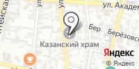 Храм Иконы Казанской Божией Матери на карте
