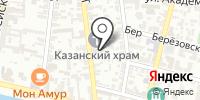 Жилищное управление Администрации г. Астрахани на карте