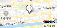 Васабика на карте