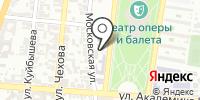 Комплексный центр социального обслуживания населения Ленинского района на карте