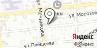 Рекон на карте
