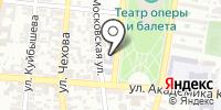 Авторизованный центр оценки на карте