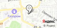 Астраханский ликеро-водочный завод на карте