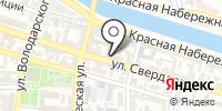 Отдел Военного комиссариата Астраханской области по г. Астрахани на карте