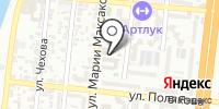 Фалкон на карте