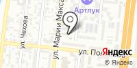 Областной социально-реабилитационный центр для несовершеннолетних на карте