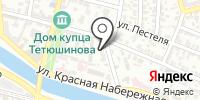 Терма на карте