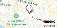 Даир на карте