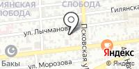 Ориго на карте