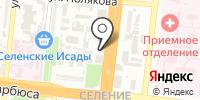 Центр временного содержания несовершеннолетних правонарушителей на карте