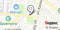 Астраханское региональное отделение военно-охотничьего общества на карте