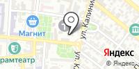 Военный комиссариат Астраханской области на карте