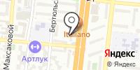 У Саши на карте