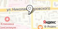 Испытательная пожарная лаборатория на карте