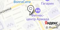 Gazzetta на карте