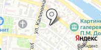 Министерство культуры Астраханской области на карте