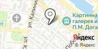 Агентство по делам молодежи Астраханской области на карте