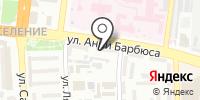 Эколас на карте