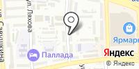 Ленинский спортивно-технический клуб на карте