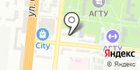 Министерство здравоохранения Астраханской области на карте