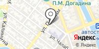 Ли Вест на карте