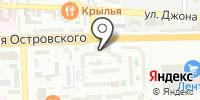 Кредо на карте