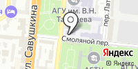 АИСИ на карте