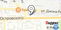 Азбука на карте