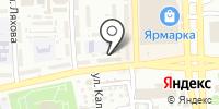 Служба ЗАГС Астраханской области на карте