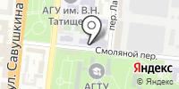 Астраханский колледж строительства и экономики на карте