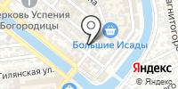 МАГАЗИН ДВЕРЕЙ И НАПОЛЬНЫХ ПОКРЫТИЙ на карте