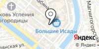 Астраханский налоговый сервис на карте