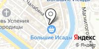 Сунна на карте