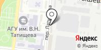 Деликатный грузчик на карте