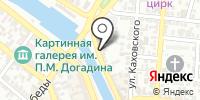 Моринжгеология на карте