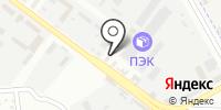 Специальный приемник для содержания лиц на карте