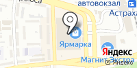 TESORO на карте