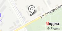 Гидромонтаж на карте
